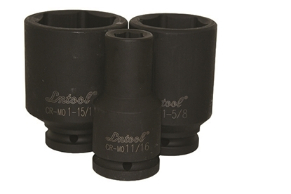 Picture of 1-3/16'' - 3/4'' Drive Impact Deep Socket