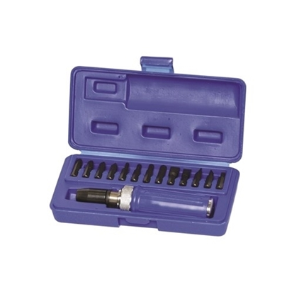 """Picture of Impact Screwdriver Set 1/2"""" Square Drive"""