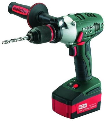 Picture of METABO 18V CORDLESS IMPACT DRIVER DRILL