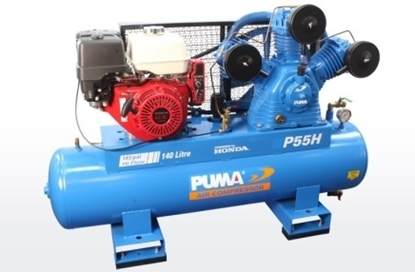 Picture of PUMA AIR COMPRESSOR P55H ELECTRIC START