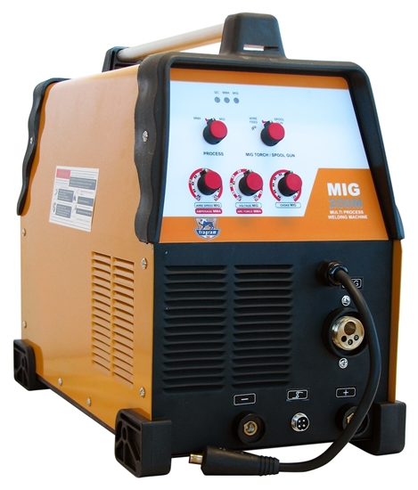 Picture of 200 AMP MIG – Multi Process MIG/TIG/Stick Welding Machine