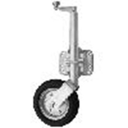 Picture of FLATfree GALVANISED J/ WHEEL &SWIVEL