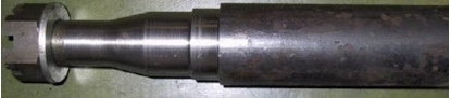 "Picture of STUB AXLE 12"" 305mm : 56MM RD 2T/PR"