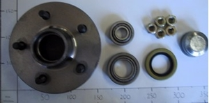 Picture for category HUBS & BEARINGS