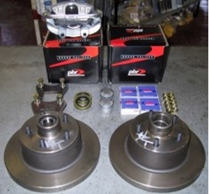 Picture for category Disk Brakes