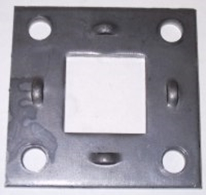 Picture of MOUNT PLATE :ELEC/MECH 40MM SQ