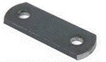 Picture of SHACKLE PLATE 74MM CNTR 9/16