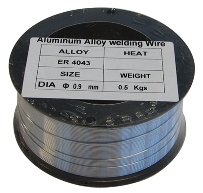 Picture of 0.9mm 500g Aluminium Wire Roll
