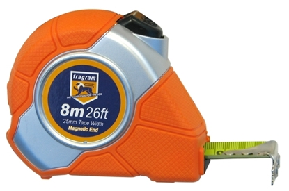Picture of 8m/26ft x 25mm Power Tape Measure