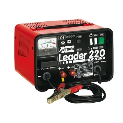 Picture of BATTERY CHARGER LEADER 220 12/24V-30AMPS TWLEADER220
