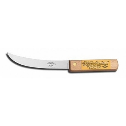 "Picture of Green River Wide Curved Boning Knife 6"" 02821"