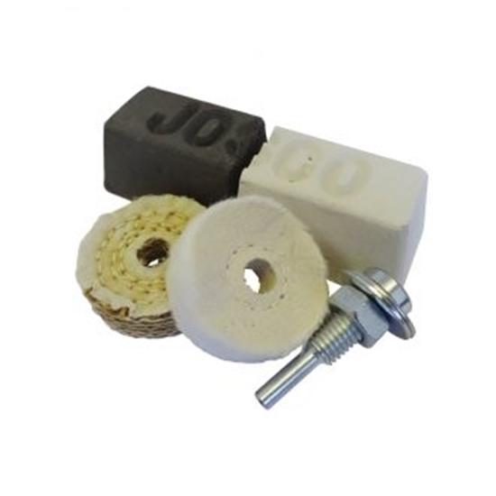 Picture of Josco Metal Polishing Kit
